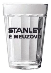 copo stanley de vidro