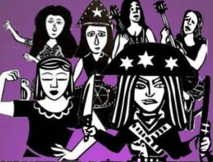 mulheres cordelistas