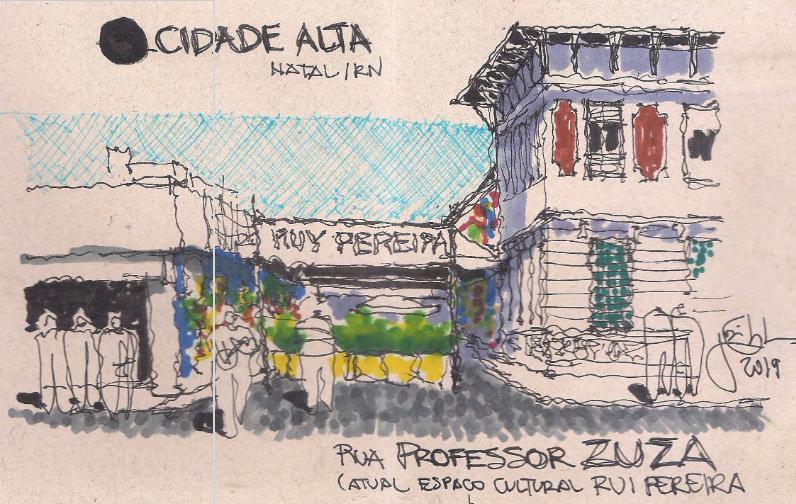 rua professor zuza
